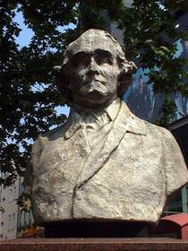 John Hunter, Leicester Square