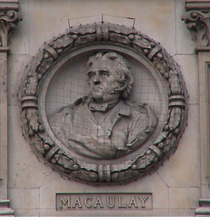 National Portrait Gallery - MacAulay
