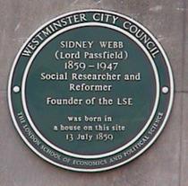 Sidney Webb