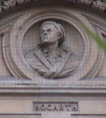 National Portrait Gallery - Hogarth