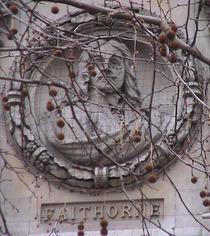National Portrait Gallery - Faithorne