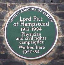 Lord Pitt of Hampstead