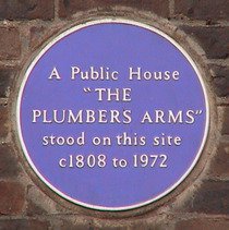 The Plumbers Arms