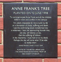 British Library - Anne Frank