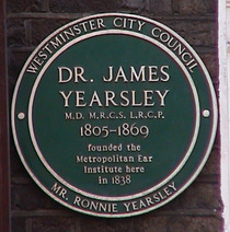 Dr Yearsley