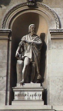 Burlington House - Michelangelo