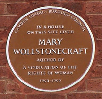 Mary Wollstonecraft - NW1
