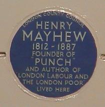 Henry Mayhew