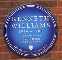 Kenneth Williams - NW1
