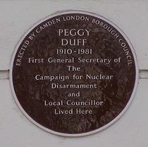 Peggy Duff