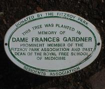 Dame Frances Gardner