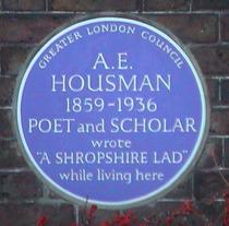A. E. Housman - N6