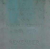 Highgate School Great War