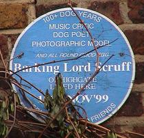 Barking Lord Scruff