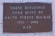 R. F. MacKie