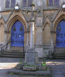 Highgate United Reform Church war memorial