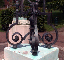 Henrietta Barnett monument