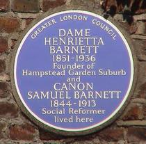 Henrietta & Samuel Barnett