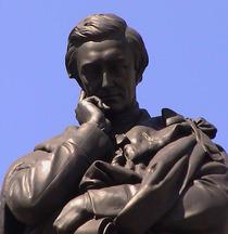 Sidney Herbert - statue