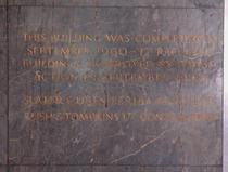 John Lewis war damage
