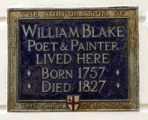 William Blake - W1, S. Molton St.