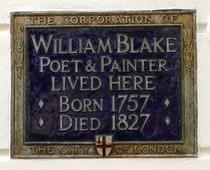 William Blake - W1, S. Molton St.