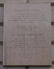 MacDonald House
