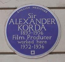 Sir Alexander Korda