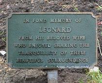 Leonard's tree