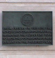 Colonisation of New Zealand