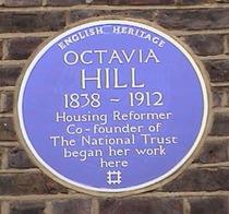Octavia Hill - W1