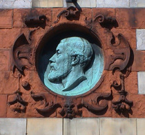 Henry Reader Williams Clock Tower