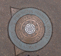 Diana Princess of Wales Memorial Walk