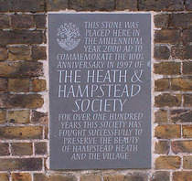Heath & Hampstead Society