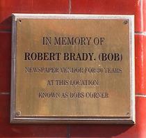 Bob's corner