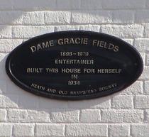 Gracie Fields - NW3