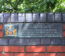 South End Road bridge