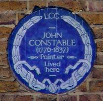 John Constable - Well Walk