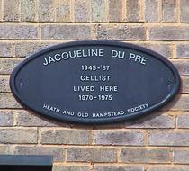 Jacqueline du Pre - NW3