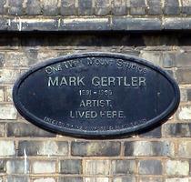 Mark Gertler - NW3