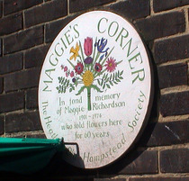 Maggie's Corner