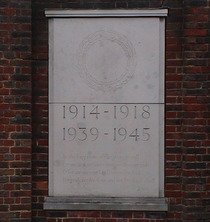 Hampstead War Memorial