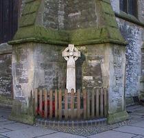 Christ Church WW1 memorial - Hampstead