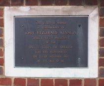 John F Kennedy - Newington Green Road