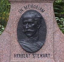 Herbert Stewart monument