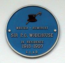 P. G. Wodehouse - SW3