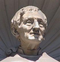 Cardinal Newman - statue