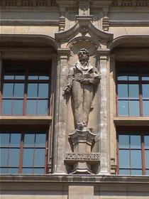 V&A façade - J. M. W. Turner