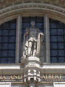 V&A façade - Albert
