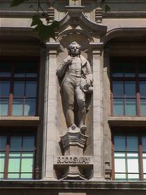 V&A façade - R. Cosway